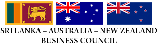 Sri Lanka – Australia – New Zealand Business  Council The Ceylon Chamber of  Commerce
