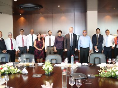 Australian High Commissioner and SLANZBC Committee Visit – 17.03.2021